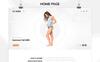 Linkara - The Clothing Store OpenCart Template Big Screenshot