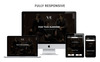 VR Collection Fashion Store Responsive Template OpenCart  №82205 Screenshot Grade