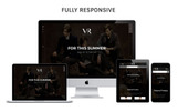 "OpenCart шаблон ""VR Collection Fashion Store Responsive"""