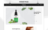 "OpenCart Vorlage namens ""Coinent - The Cosmetic Store Responsive"""