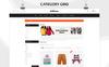 "OpenCart Vorlage namens ""Kidiroo - The Kid Store Responsive"" Großer Screenshot"
