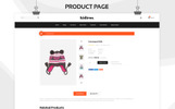 "OpenCart Vorlage namens ""Kidiroo - The Kid Store Responsive"""