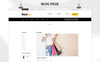 Realme - Multipurpose Premium Responsive OpenCart Template Big Screenshot