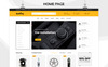 Autory - The Mega Automobile Store Responsive OpenCart Template Big Screenshot