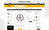 Autory - The Mega Automobile Store Responsive OpenCart Template