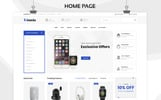 Vironic - The Mega Electronic Store OpenCart Template