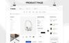Vironic - The Mega Electronic Store OpenCart Template Big Screenshot