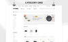 Utown - The Mega Kitchen Store OpenCart Template Big Screenshot