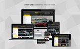Dream Car - Auto Store OpenCart Template