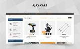 Reszponzív Powertool OpenCart sablon