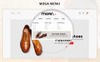 More - Shoes Store PrestaShop Theme Big Screenshot