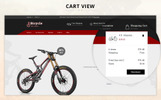 Bicycle Rider PrestaShop Theme