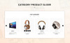 Delight Electronic Store OpenCart Template Big Screenshot