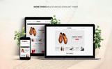 Plantilla OpenCart para Sitio de Zapaterías