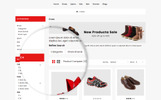 More Shoes - OpenCart Template