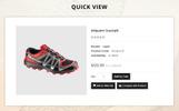 "Tema OpenCart Responsive #70614 ""More Shoes -"""