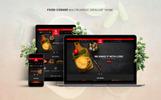 Plantilla OpenCart para Sitio de Tienda de Alimentos