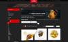 Plantilla OpenCart para Sitio de Tienda de Alimentos Captura de Pantalla Grande