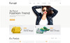 First Style Responsive OpenCart Template Big Screenshot