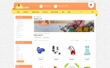 KidsLand Responsive Template OpenCart  №71309