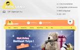 KidsLand Responsive OpenCart Template