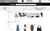 """Responzivní OpenCart šablona """"Bold Fashion Store"""" Velký screenshot"""