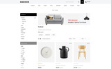 Maddox - Furniture Store OpenCart Template
