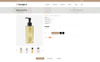 BeautyHerb - Beauty Store OpenCart Template Big Screenshot