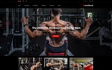 Workout - Fitness Store OpenCart Template
