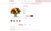 Daffodils - Flowers Store OpenCart Template Big Screenshot