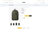 """OpenCart Vorlage namens """"Lewar Bags Store"""""""