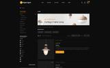 "OpenCart Vorlage namens ""Lighting Store"""