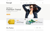 First Style - Fashion Store OpenCart Template