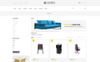 Greater Furniture Store OpenCart Template Big Screenshot