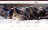 Doggy - Pets Store OpenCart Template Big Screenshot