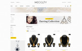 Modelty - Jewellery Store OpenCart Template