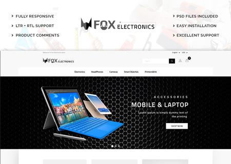 Fox Electronic