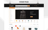 Hypebit - The Mega Store OpenCart Template Big Screenshot