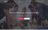Borial - Responsive Landing Page Template