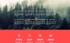 Lucario - Creative PSD Template Big Screenshot