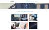 Storm Photography PSD Template Big Screenshot