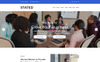 Stated Finance Consulting PSD Template Big Screenshot