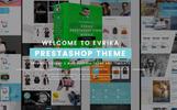Tema de PrestaShop para Sitio de Gafas