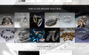 Yoda Jewelry Website Template Big Screenshot