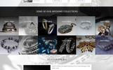 Yoda Jewelry Website Template