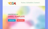 Yoda Email Creator for Stampready Newsletter Template