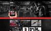 """""""Yoda Gym Sports"""" - Shopify шаблон Великий скріншот"""