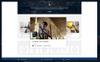 "OpenCart Vorlage namens ""Gravity - Responsive 3"" Großer Screenshot"