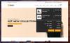 Reszponzív Design és fényképészet  OpenCart sablon Nagy méretű képernyőkép