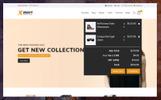 Reszponzív Design és fényképészet  OpenCart sablon